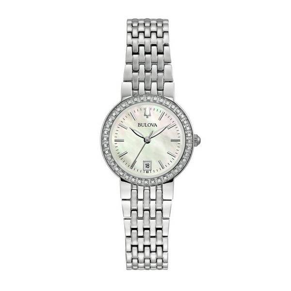 Orologio Bulova - Classic con Diamanti Ref. 96R239 - BULOVA