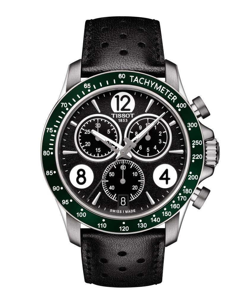 Orologio Tissot - V8 Quartz Chronograph Ref. T1064171605700 - TISSOT